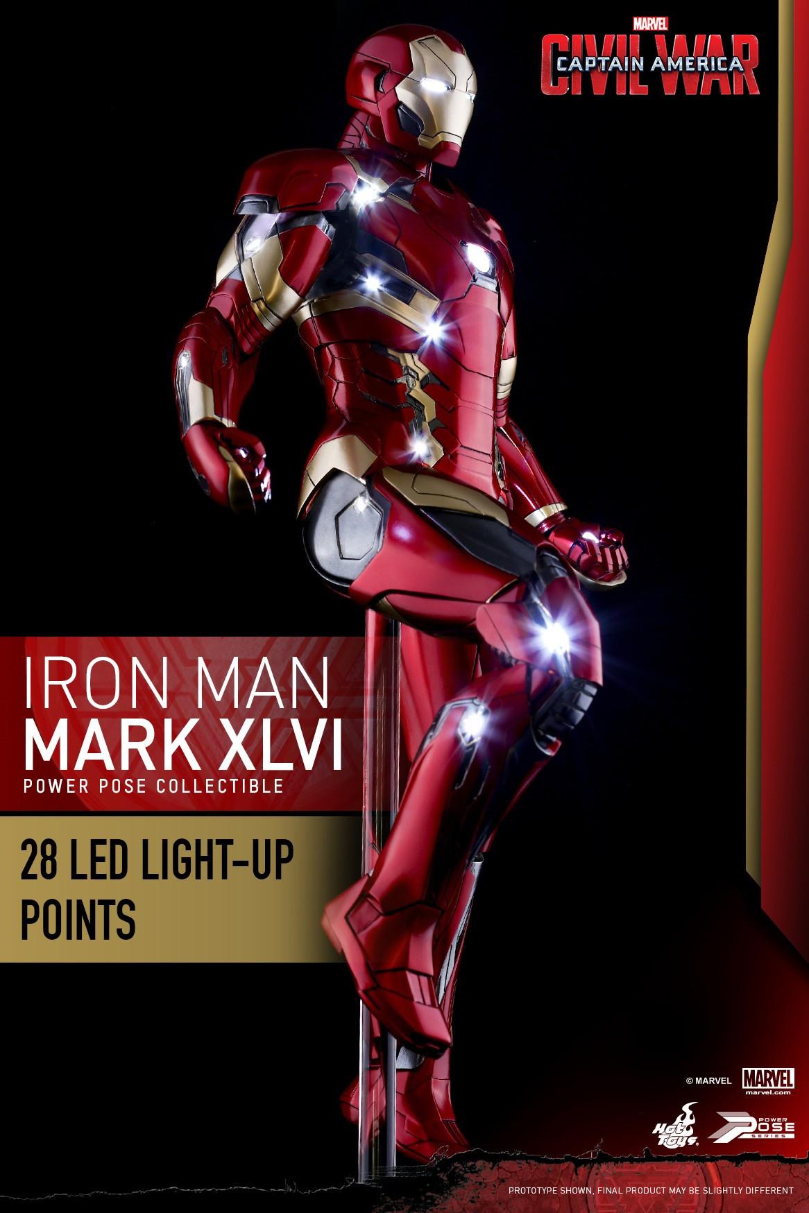 1 6s Pp Ca Cw Iron Man Mark 46