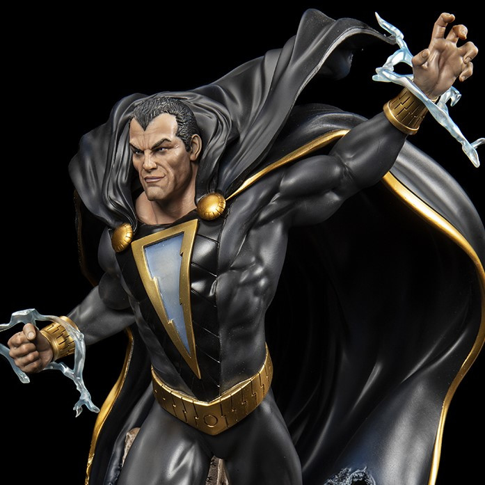 XM Rebirth Black Adam