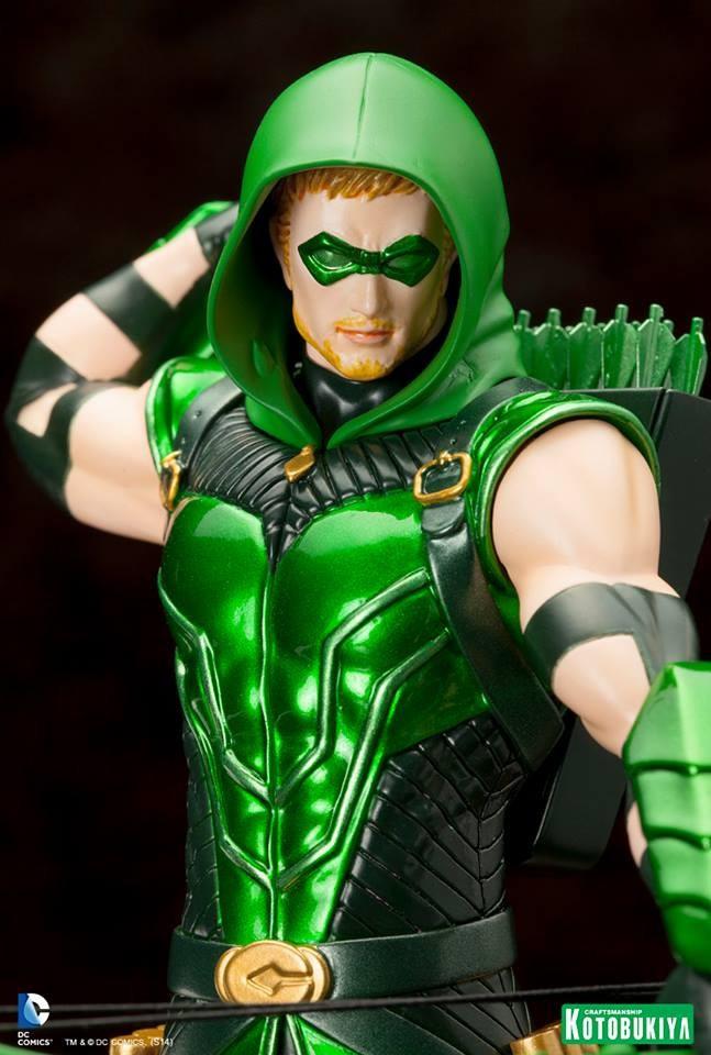 New 52 Green Arrow ARTFX+