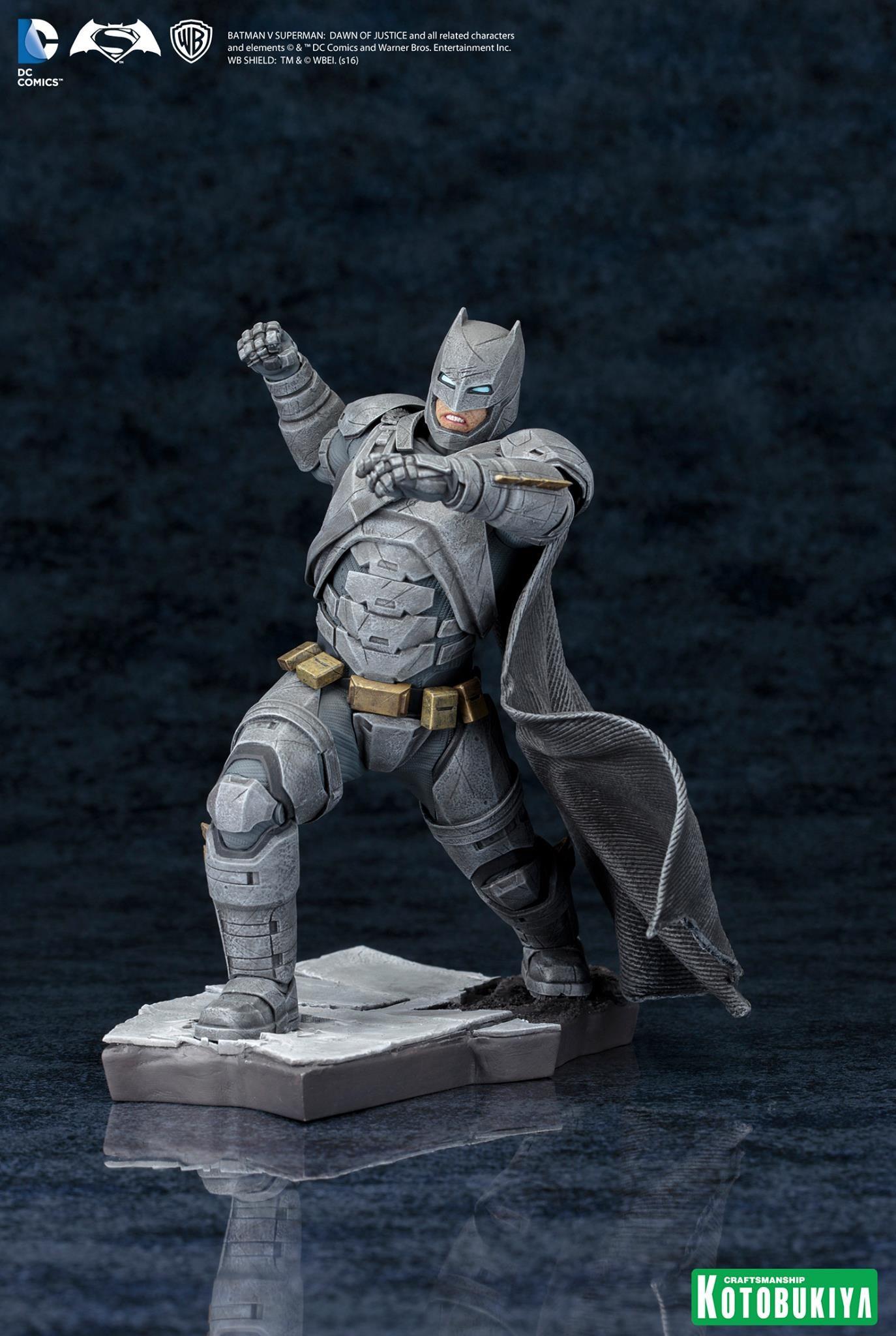 BvS Dawn of Justice Batman ARTFX+