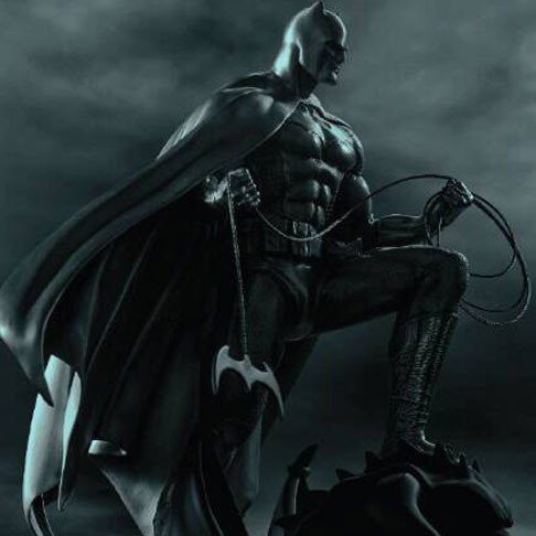RS Pewter Batman
