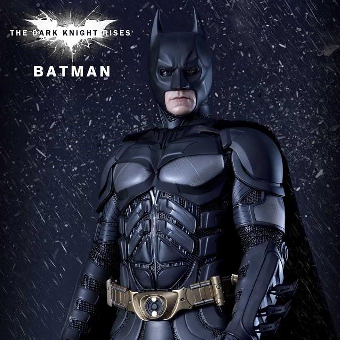 P1 TDKR Batman
