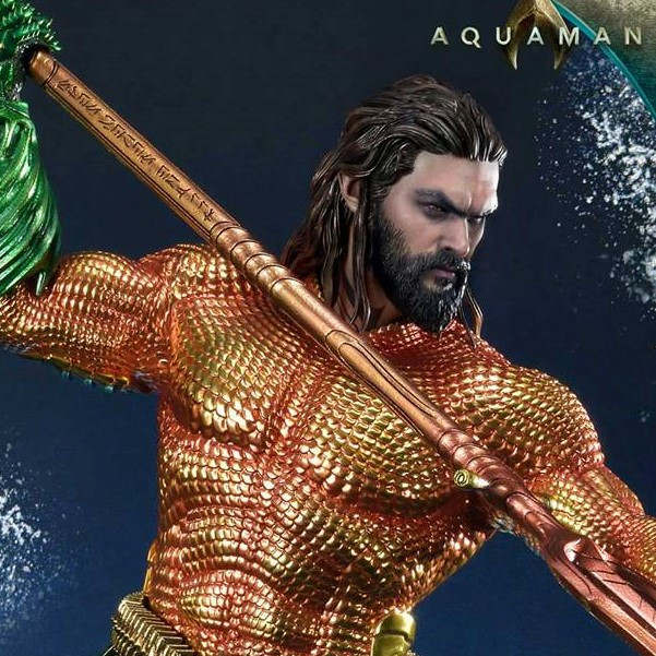 P1 Aquaman (Aquaman 2018) EX