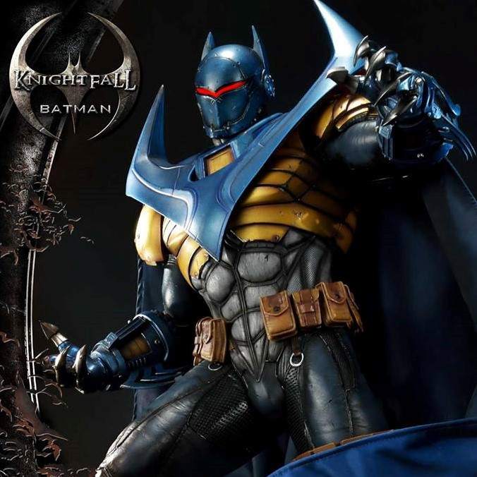 P1 Knightfall Batman EX