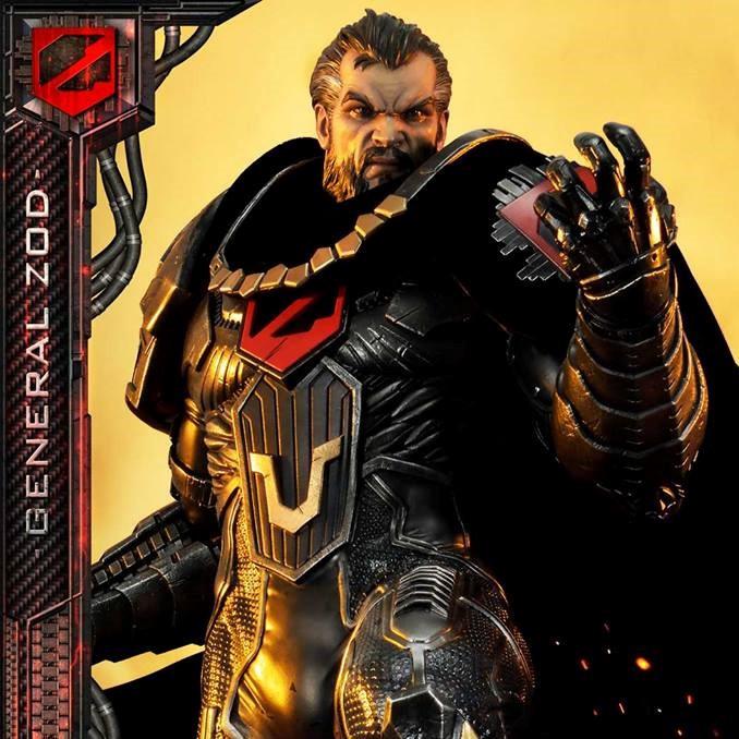 P1 General Zod Comic