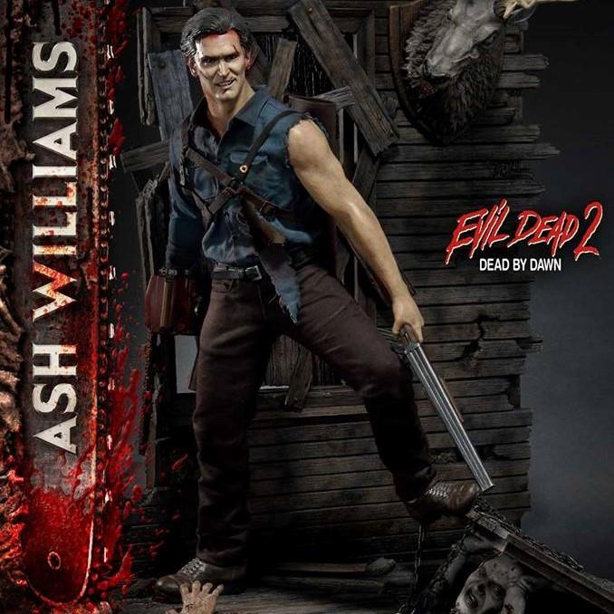 P1 Evil Dead 2 Ash Williams