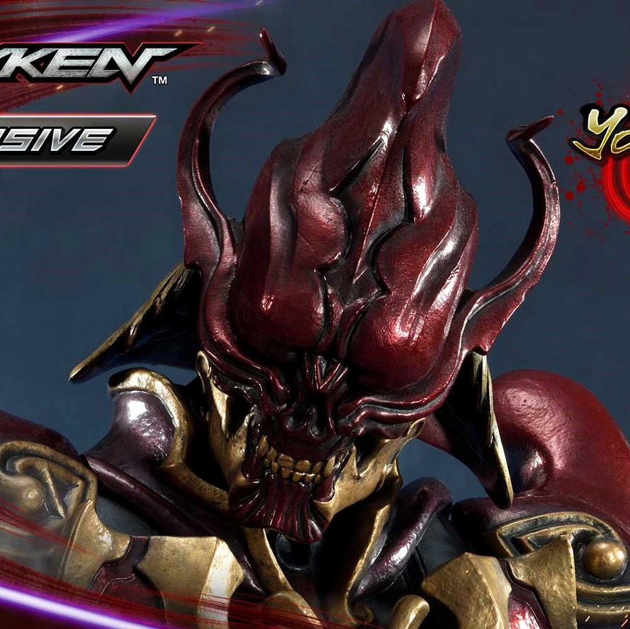 P1 Tekken Yoshimitsu Ex