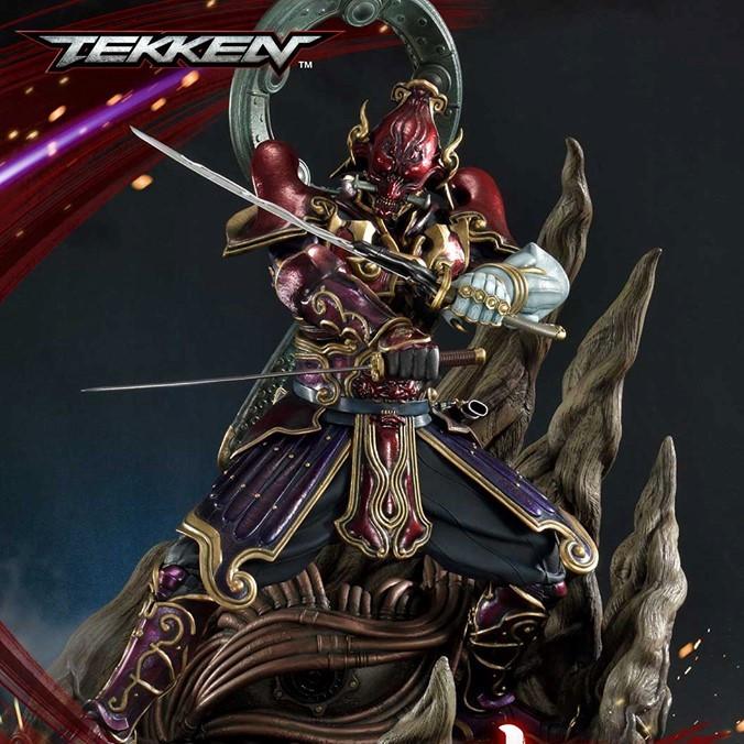 P1 Tekken Yoshimitsu