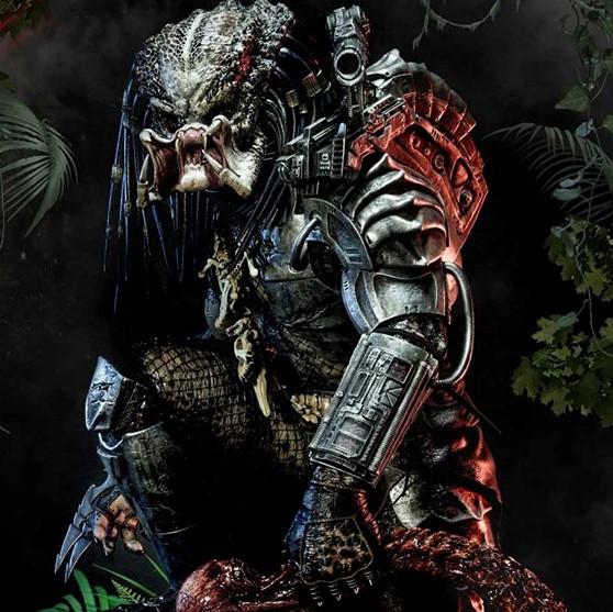 P1 Big Game Cover Art Jungle Predator