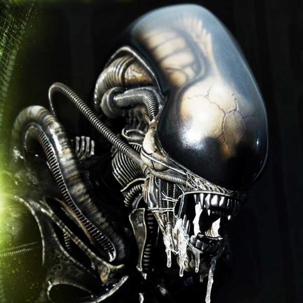P1 Alien Big Chap DX