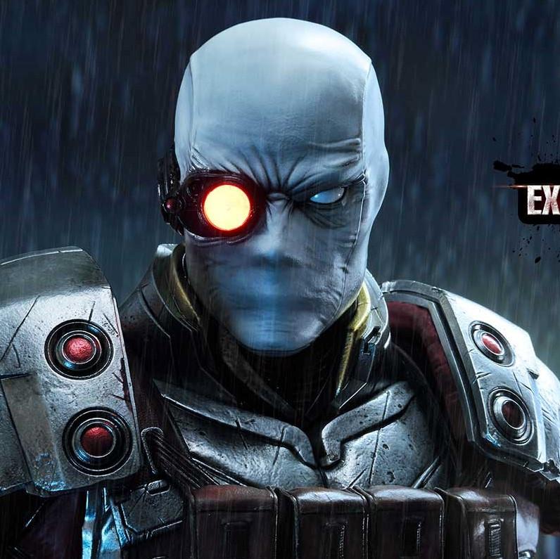 P1 Deadshot (Suicide Squad Comics) EX