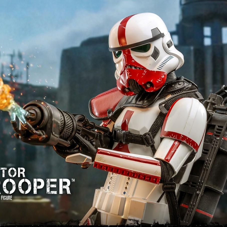 HT 1/6S Mandalorian Incinerator Stormtrooper