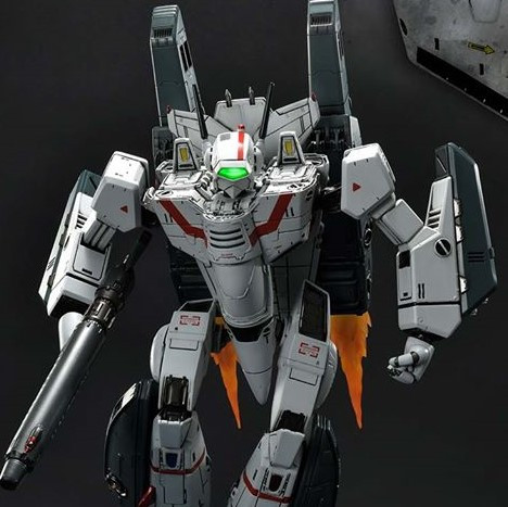 P1 VF-1J Officer's Veritech Battloid Mode