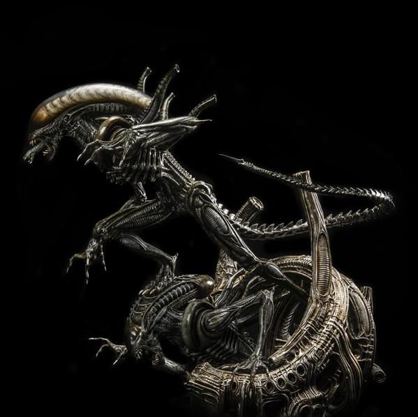 XM Alien Warriors