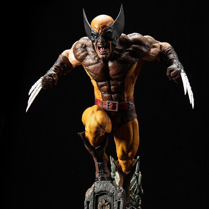 XM Brown Wolverine