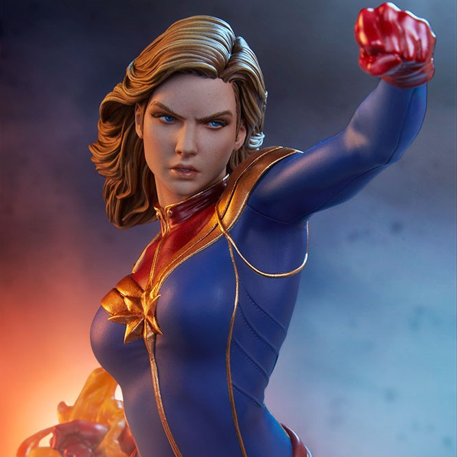 SC AA Captain Marvel