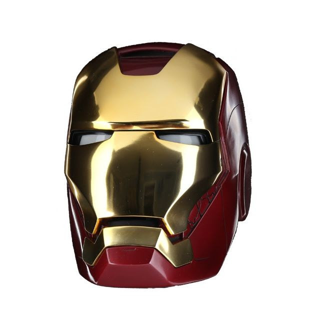 eFX Iron Man Mark 7 Helmet Prop