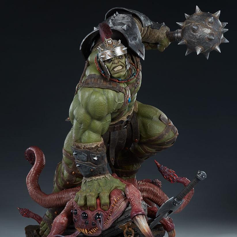 SC Gladiator Hulk Maquette