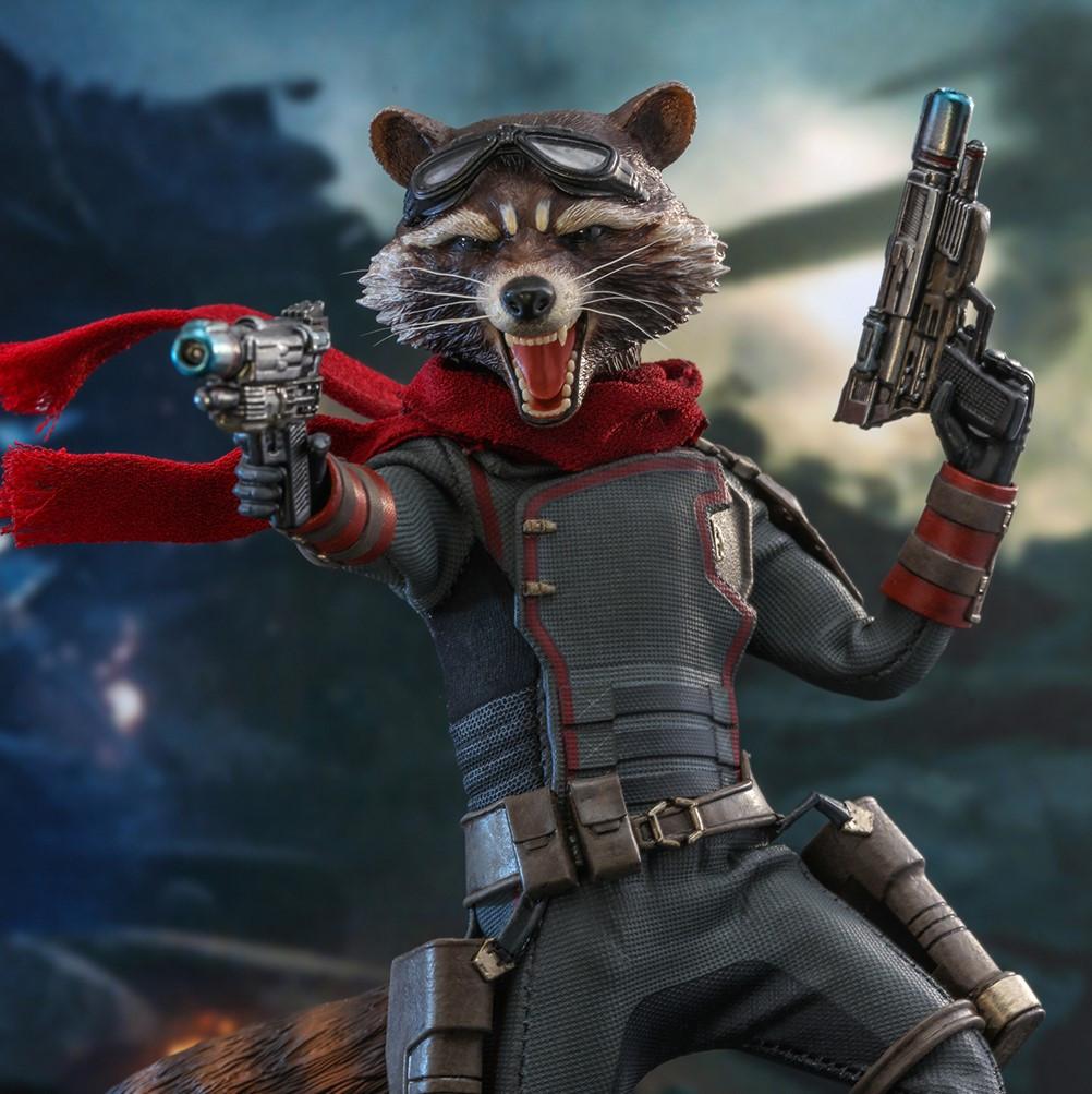 HT 1/6S Avengers: Endgame  Rocket