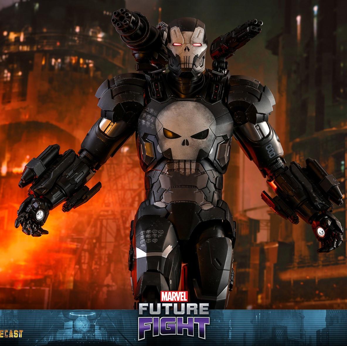 HT 1/6S Punisher (War Machine Armor)