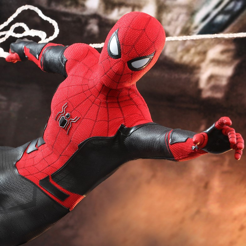 HT 1/6S Spider-man : Far from Home Spider-man (Upgraded Suit)