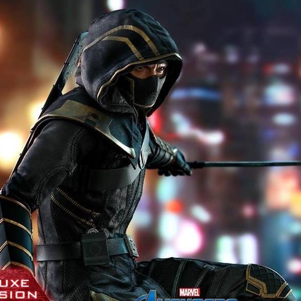 HT 1/6S Avengers Endgame Hawkeye DX