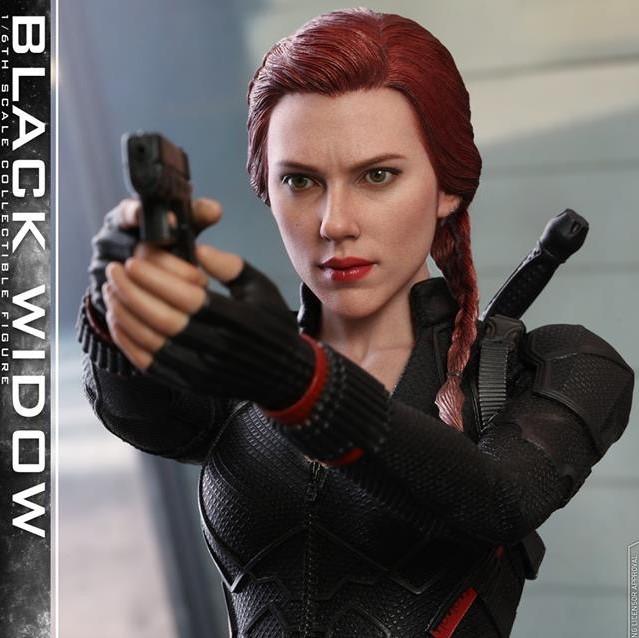 HT 1/6S Avengers Endgame Black Widow