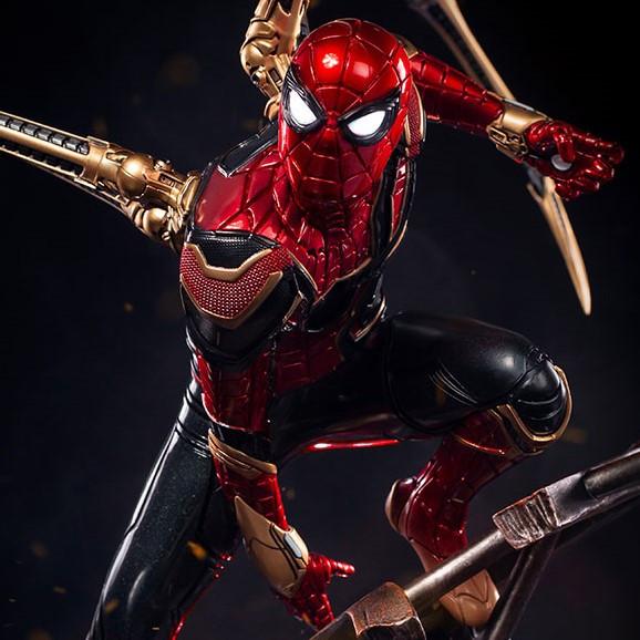 IrS Infinity War Iron Spider-man