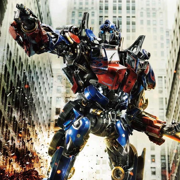 P1 ROTF Optimus Prime