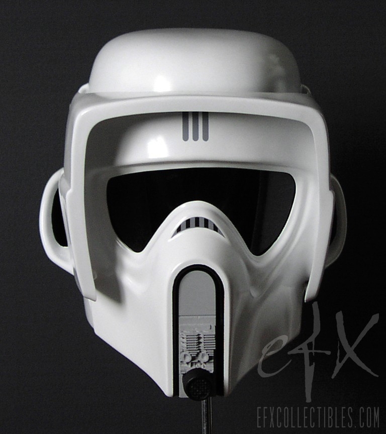Scout Trooper Helmet Replica