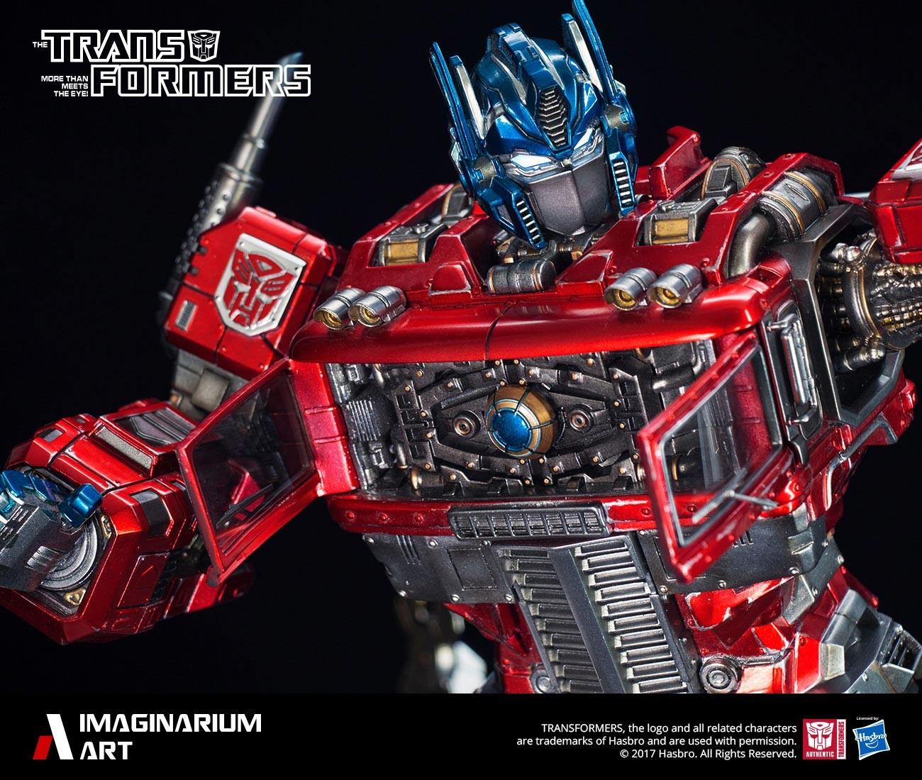 IA Optimus Prime
