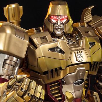 P1 Gold G1 Megatron