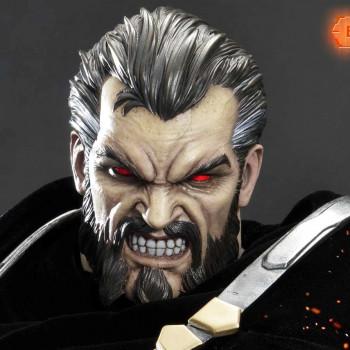 P1 General Zod Comic EX