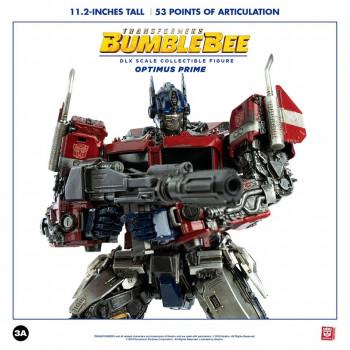 3A Bumblebee : Optimus Prime