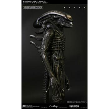 CP Giger's Alien Maquette