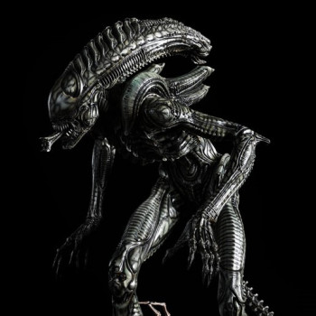 XM Alien Hive-Warrior Black Ver