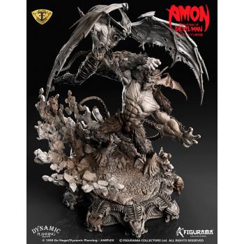 FC Devilman Vs Amon