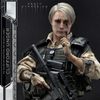 P1 HDMMBLDS-02 DEATH STRANDING CLIFFORD UNGER BLACK LABEL