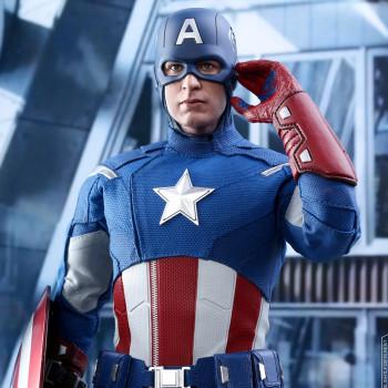 HT 1/6S Endgame Captain America (2012 Version)