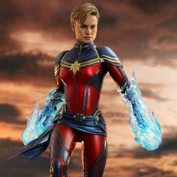 HT 1/6S Endgame Captain Marvel