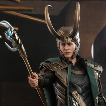 HT 1/6S Avengers Endgame Loki