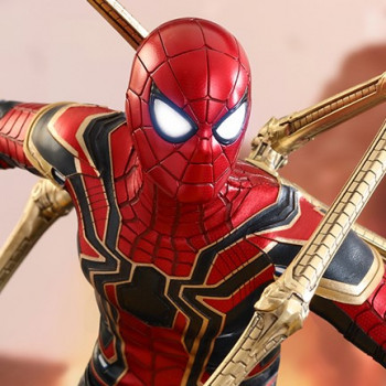 HT 1/6S Infinity War Iron Spider