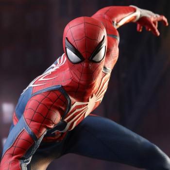 HT 1/6S Spider-Man (Advanced Suit)