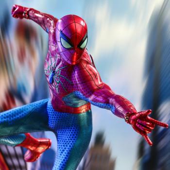 HT 1/6S Spider-Man Spider Armor MK IV Suit