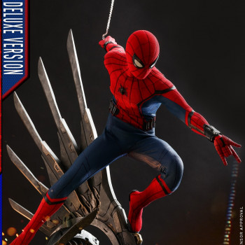 HT 1/4S Spider-Man: Homecoming Spider-Man DX