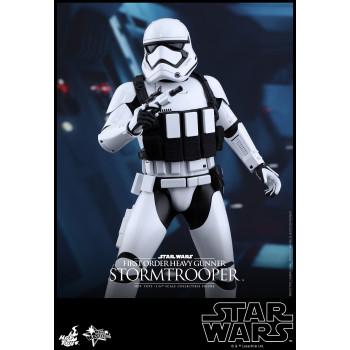 1/6S SW Ep. 7 First Order Heavy Gunner Stormtrooper