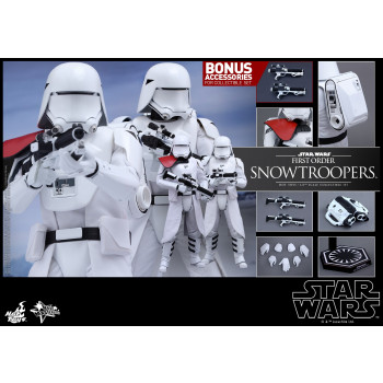 1/6S SW Ep. 7 First Order Snowtroopers set