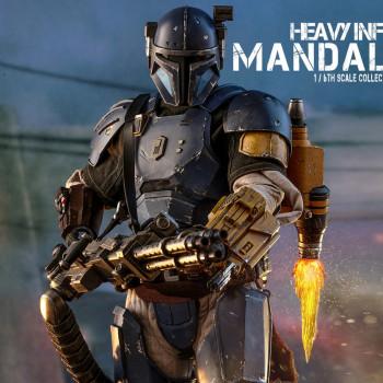 HT 1/6S Heavy Infantry Mandalorian