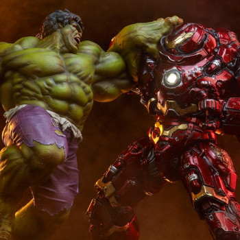 SC Hulk Vs Hulkbuster
