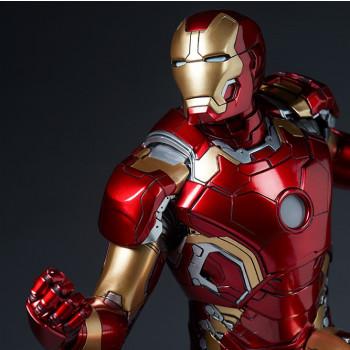 SC Iron Man Mark XLIII Maquette